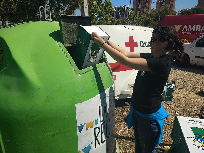 Campaña-de-Educación-Ambiental-La-Peña-Recicla-Ecovidrio-Ecosilvo