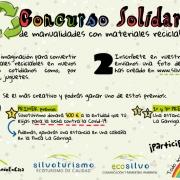 Concurso-Solidario-Manualidades-Materiales-Reciclables-Silvoturismo-Mediterráneo