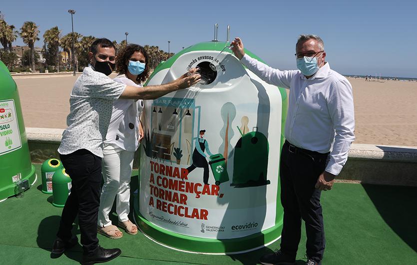 Campaña-Verano-reciclaje-hostelería-Ecovidrio-Ecosilvo