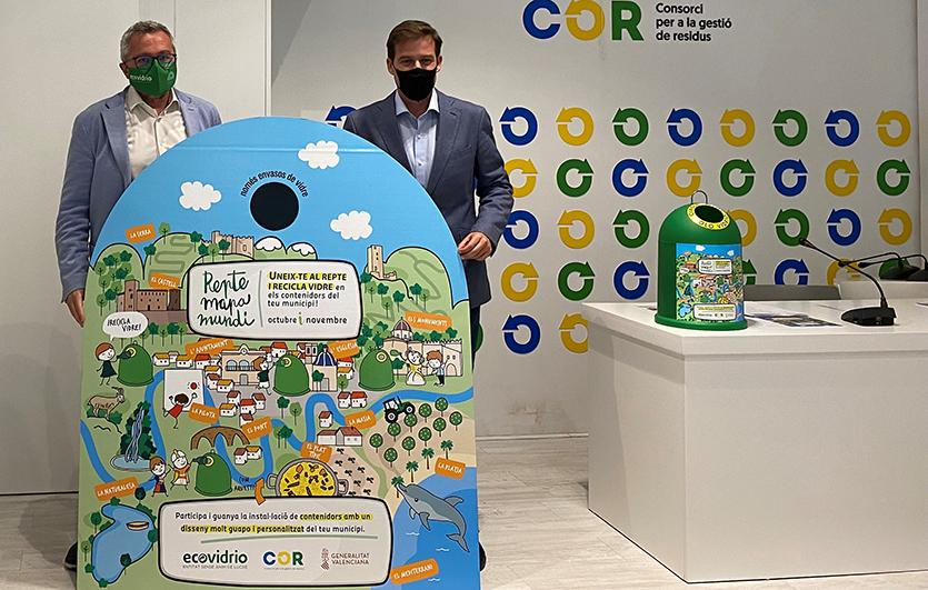 Campaña-Ecovidrio-Reto-Mapamundi-Ecosilvo